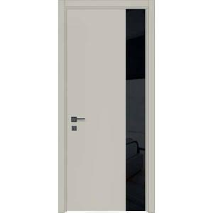 """Межкомнатные двери """"WakeWood"""" Unica 01 (узкое стекло)"""