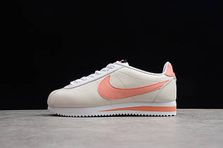 Кроссовки женские  Nike Cortez Classic / CRT-002 (Реплика)