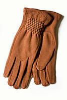 Женские стрейчевые перчатки 106