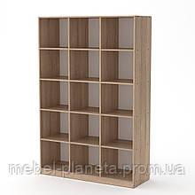 Офисный шкаф книжный КШ-3 Компанит