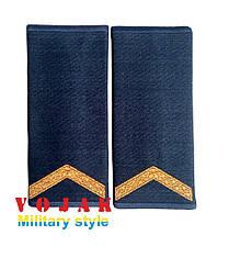 Погоны - муфты повседневные ВВС Старший солдат