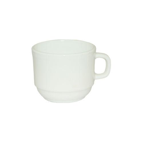 40010-09-250 Чашка 270мл белая