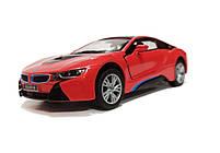 Металлическая модель kinsmart BMW i8, фото 2