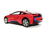 Металлическая модель kinsmart BMW i8, фото 3