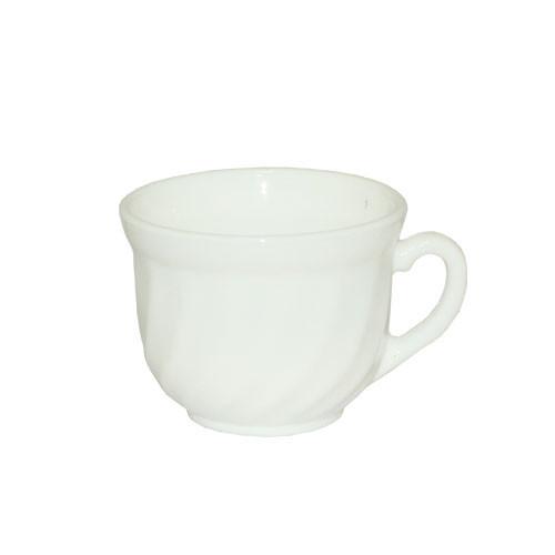 Чашка S&T белая 190мл  40010-09-190