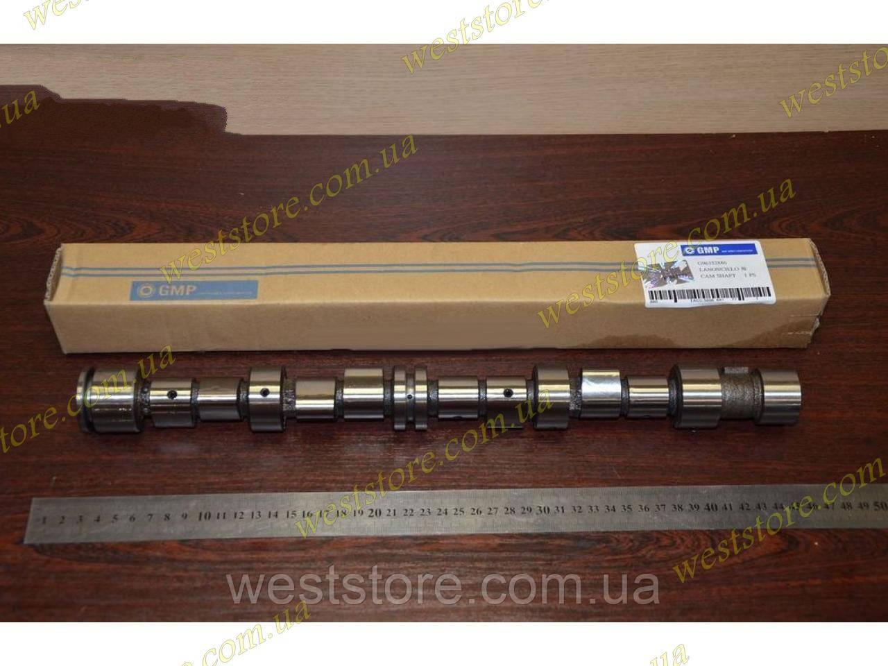 Распредвал Lanos Ланос Nexia нексия 1.5 8V Корея GMP 96352886