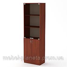 Книжный шкаф для офиса КШ-6 Компанит