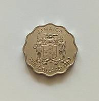 10 долларов Ямайка 1999 г., фото 1