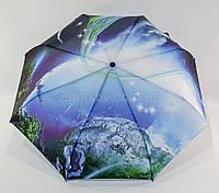 """Женский зонтик полуавтомат """"Fantasy"""" от фирмы """"Lantana""""."""