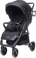 Прогулочная коляска 4Baby Moody цвет black
