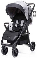 Прогулочная коляска 4Baby Moody цвет light grey