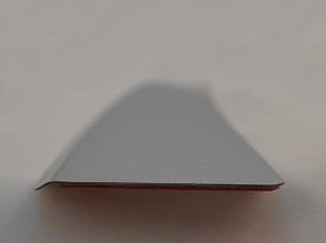 Накладка с загибом на задний бампер VOLKSWAGEN PASSAT B8 variant 2014
