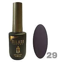 Гель-лак Milano Luxury 15ml. №029