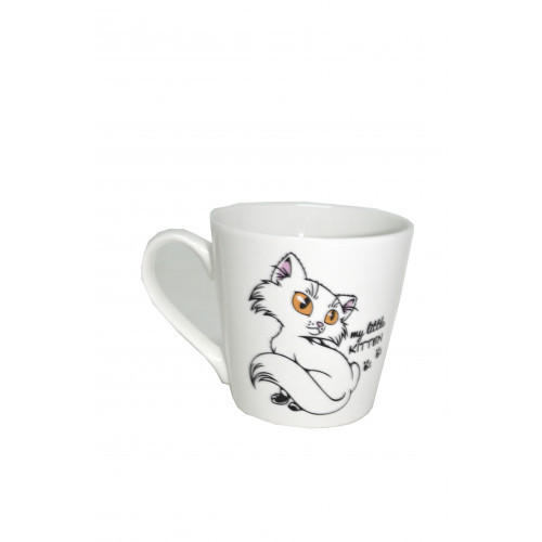 Кружка 240мл 1шт керамика N BONE Little Kitten 75000366 ОСЗ