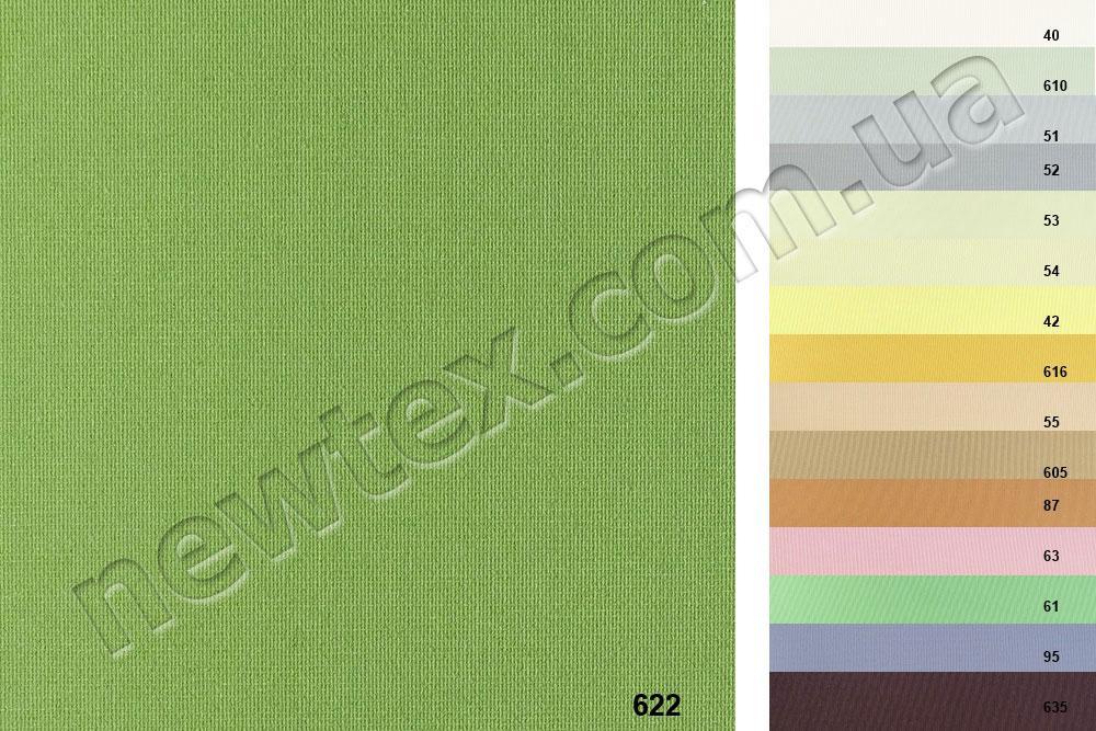 Ролети тканинні відкритого типу А (16 кольорів)