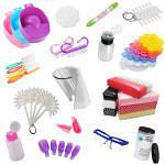 Расходные материалы и аксессуары для ногтевого сервиса