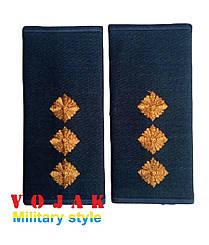 Погон - муфта повсякденний ВВС Старший лейтенант