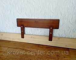 """Защитный барьер для детской кровати """"Бриз"""" (цвет на выбор) 70 см., фото 2"""