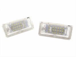 Подсветка номера LED Mini Cooper R50 R52 R53  мини купер