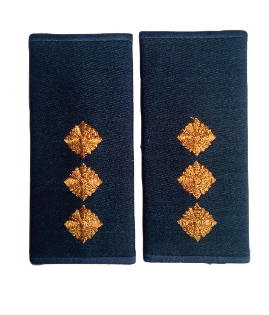 Погоны - муфты повседневные ВВС Старший лейтенант
