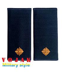 Погоны - муфты повседневные ВВС Младший лейтенант