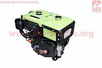Двигатель мотоблочный в сборе 8л.с. 180NDL ZUBR длинная крышка ВЕЛОТОП
