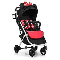 Прогулочная коляска Baby YOGA M 3910-3 (аналог Yoya Plus2,йога,йоя) Минни Маус