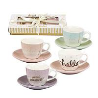 Набор чайный 12пр 200мл Sweet dream S & T 1517-13