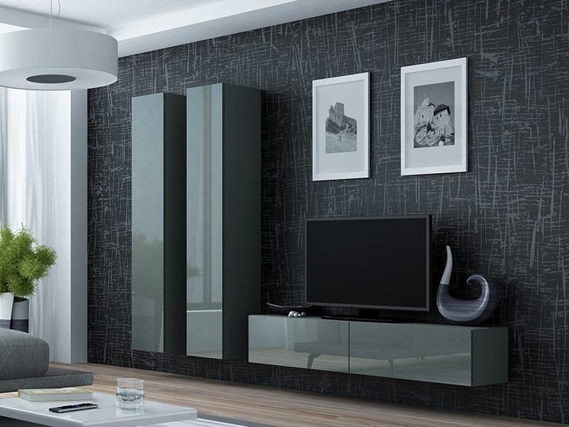 Гостиная VIGO 9 серый (Cama)
