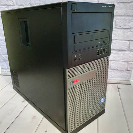 Системный блок Dell MT (Intel Core i5-45704x3.60Ghz/8Gb DDR3/HDD 250Gb/DVD), фото 2