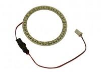 Светодиодное кольцо LED ring SMD 3528 80mm (Cool White)
