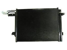 Радиатор кондиционера 1K0820411F A3 Golf Caddy Touran Leon