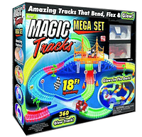 Гоночный трек Magic Tracks 360 деталей автотрек гибкий трек