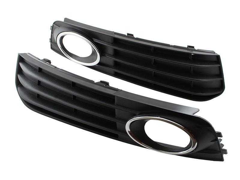 Заглушки в передний бампер Audi A4 B8 08-11