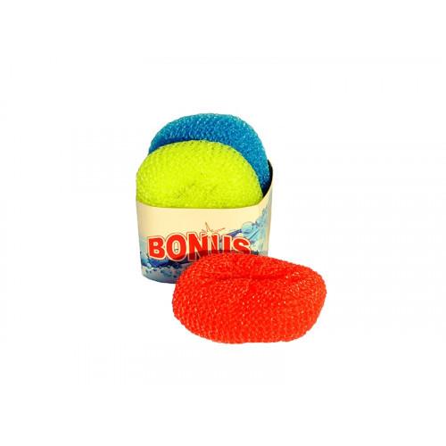 Скребок пластиковый 3шт 301095 Бонус Вг