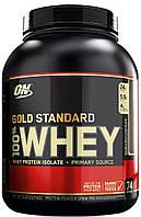 100% Whey Gold Standard Optimum Nutrition (2273 гр.)