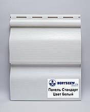 Сайдинг Boryszew Standard панель (белый)