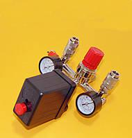 Автоматика для компрессора в сборе, 1 выход 220В