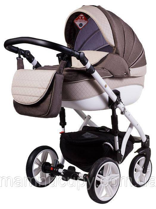 Детская универсальная коляска 2 в 1 Adamex Mateo X22C