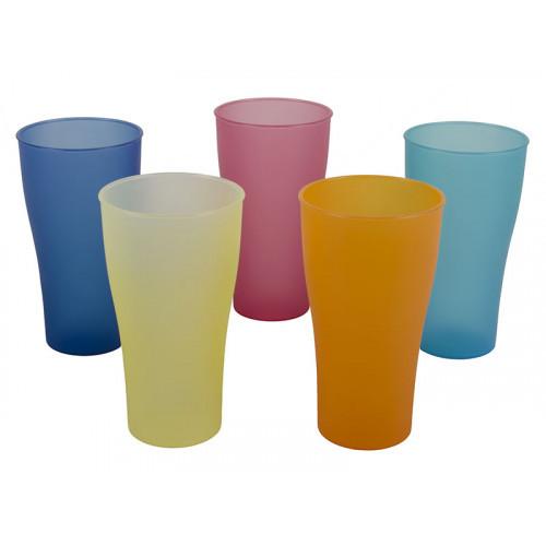 Набор стаканов IL-PE 450 мл 5 шт