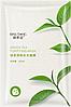 Освежающая маска с экстрактом зеленого чая