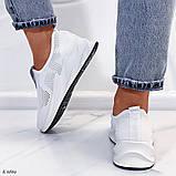 Стильные текстильные женские кроссовки, фото 6