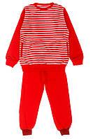 Пижама GS  120PKL009 junior (Красно-белый)