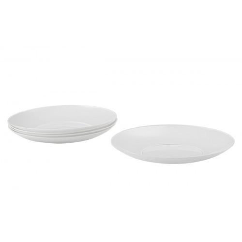 Тарелка МЕД закусочная 18 см пластмассовая P057