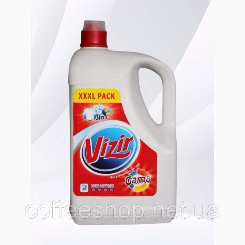 Жидкий стиральный порошок Vizir 5 л (Бельгия)