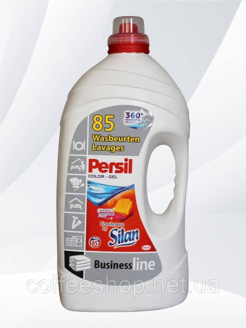 Жидкий порошок Persil Color-Gel с кондиционером Silan 5,65 (Польша)