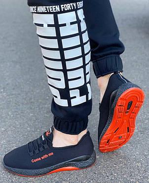 Кросівки чоловічі текстильні на літо стильні 42, 43 розмір, фото 2