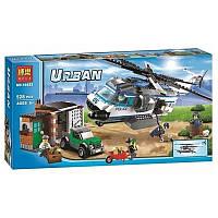 Дитячий конструктор Urban Вертоліт спостереження 10423