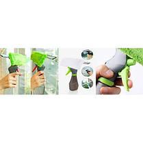 Щетка для мытья окон Easy Glass 3 in 1 Spray Window Cleaner, фото 2