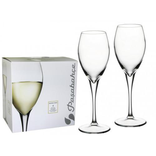 Набор бокалов для вина Pasabahce Monte Carlo 6шт 260мл 440090